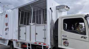 Zanotti 220 para transporte de lácteos