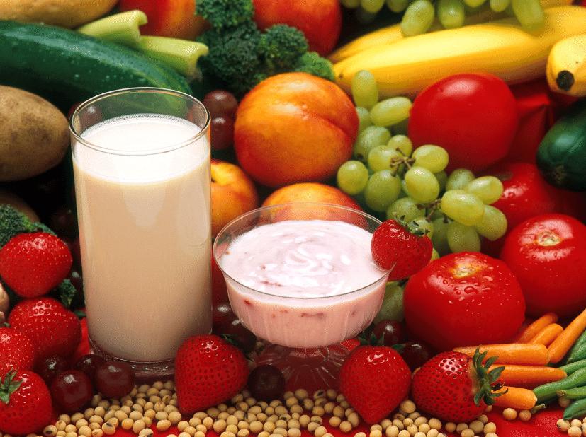 dieta equilibrada que requiere de la refrigeración